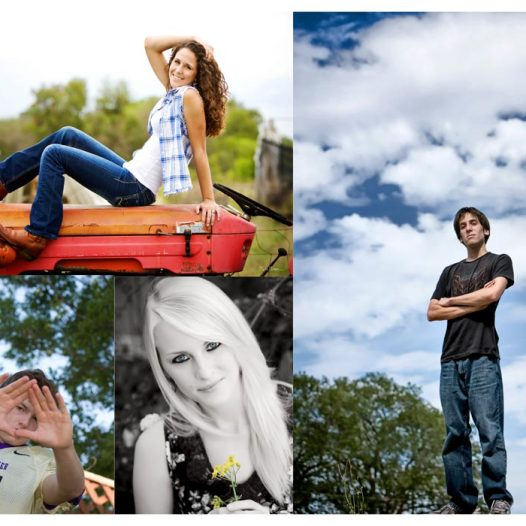Awesome senior pictures.