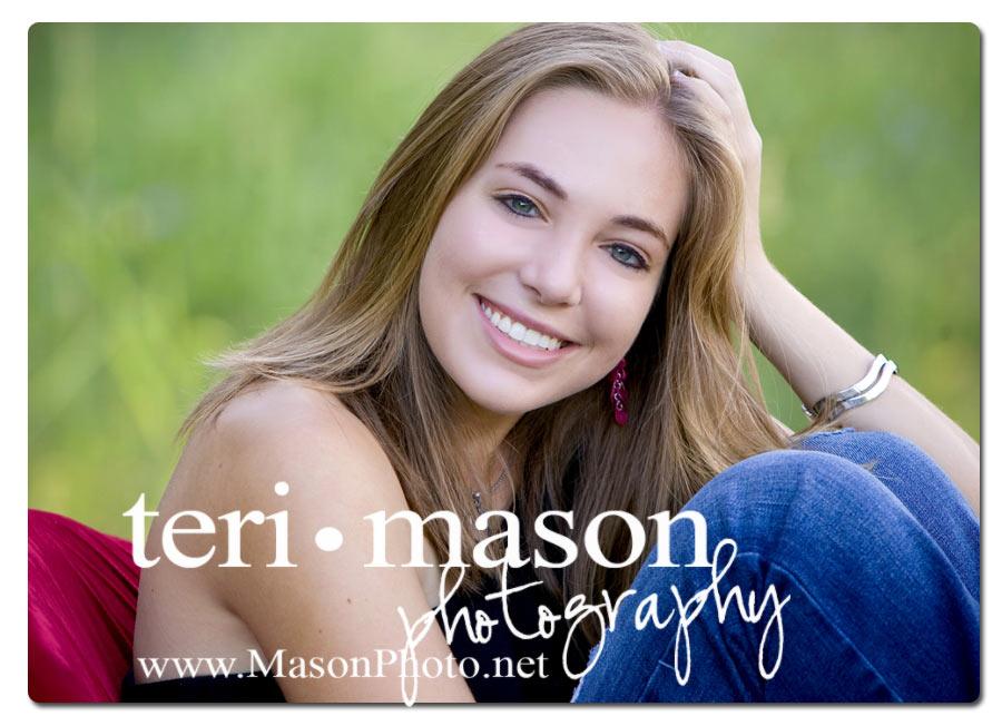 favorite outdoor senior picture