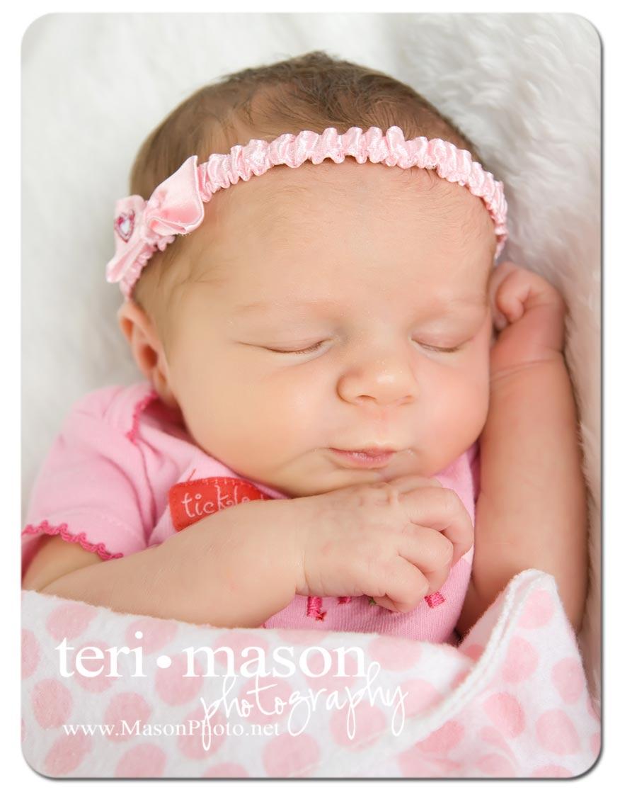 Austin Newborn Photo