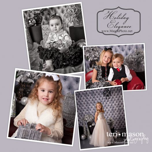 Holiday portraits in Austin, TX