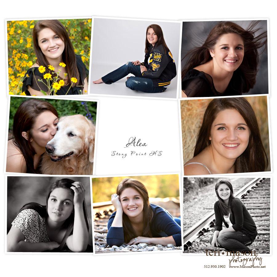 creative senior pictures austin tx