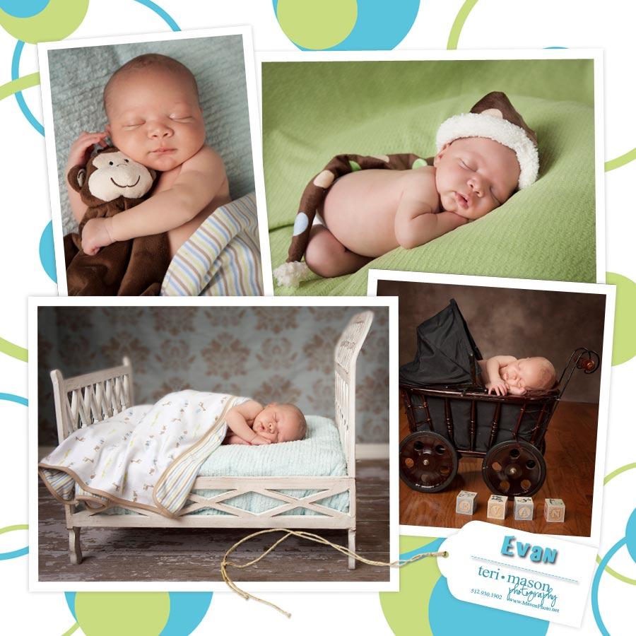 newborn photo Austin, TX