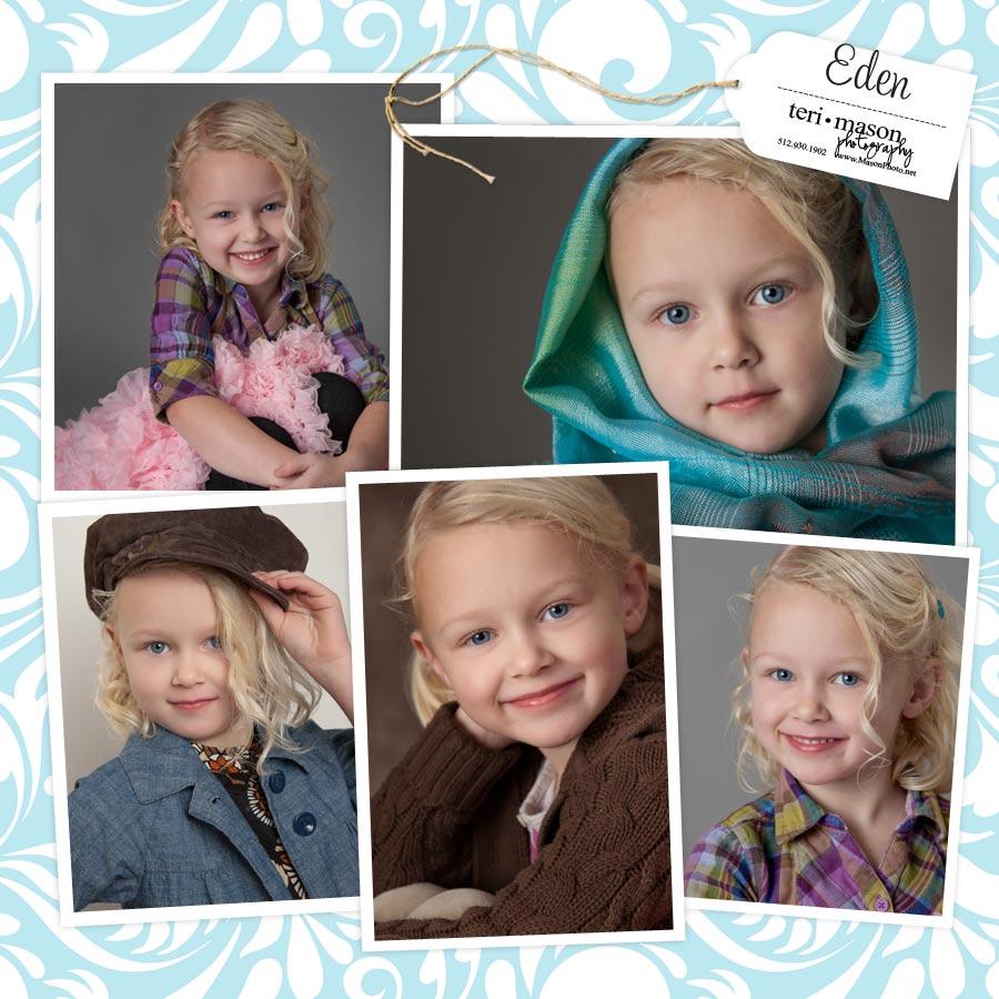 Child Model Photographer Austin TX