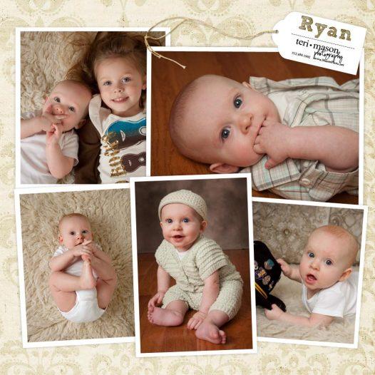 Baby's First Year photos Austin Texas