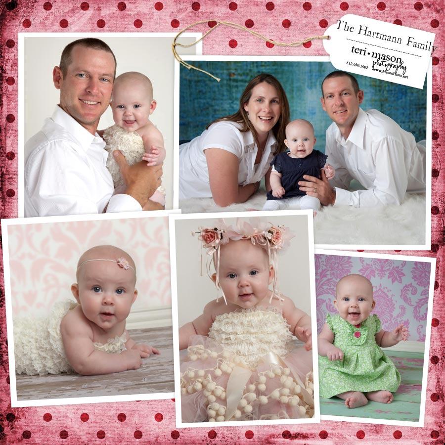 Georgetown Austin family photos studio