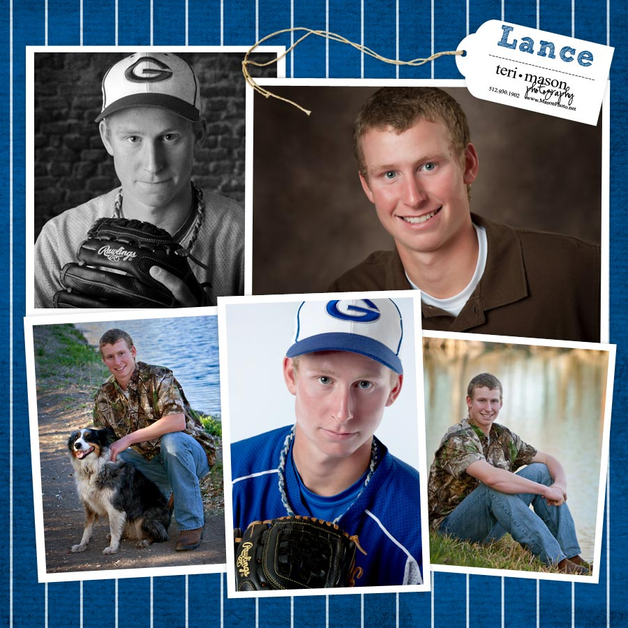senior pictures baseball player georgetown tx