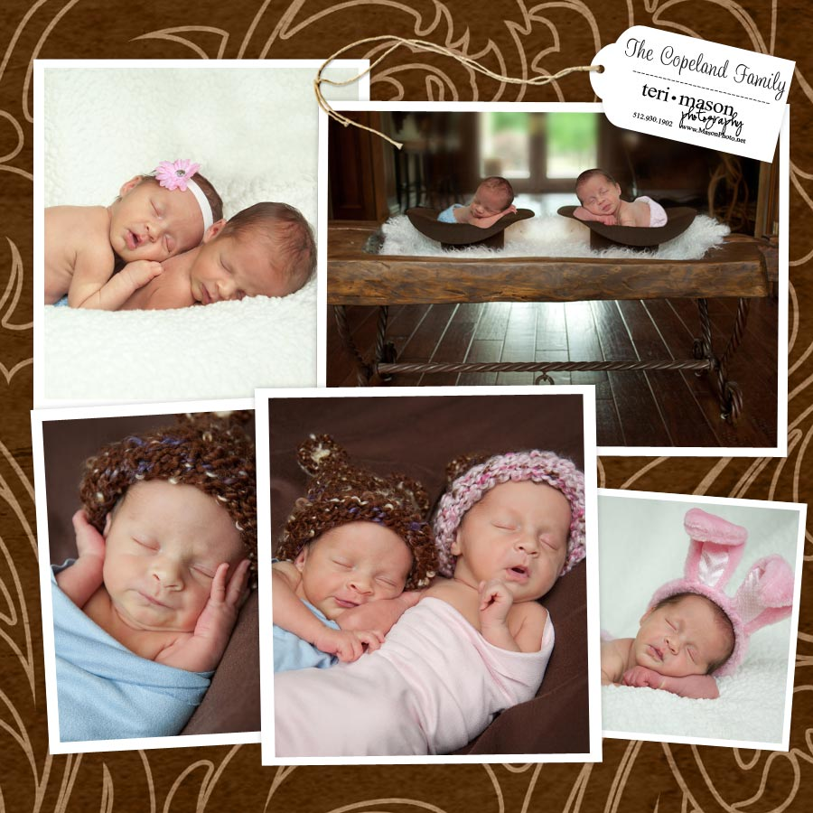 in-home newborn pictures