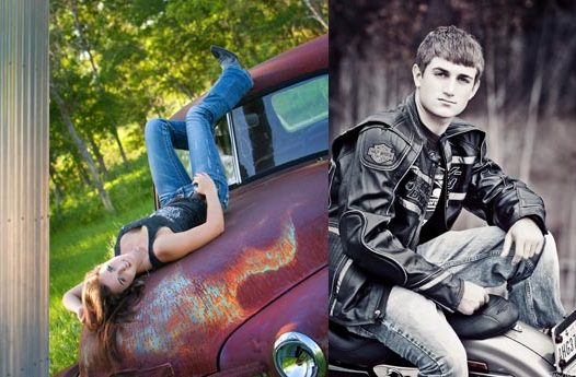 Best senior pictures in Texas
