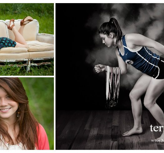 senior sport photos