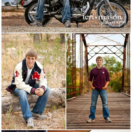 Round rock senior portraits
