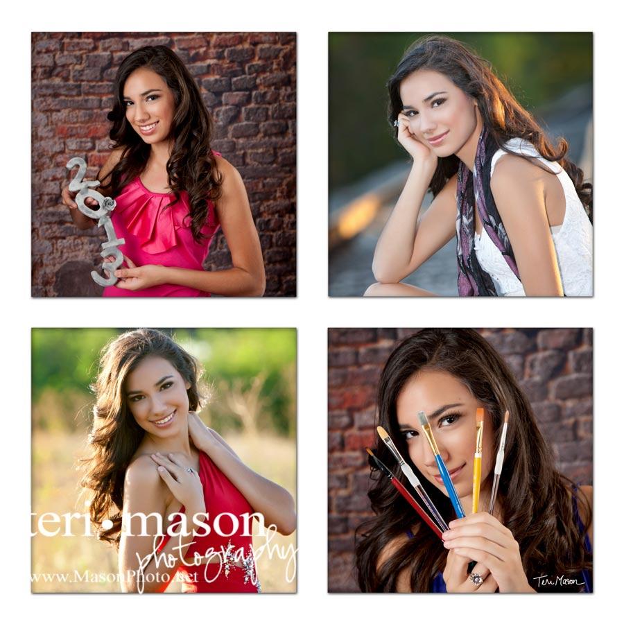 creative senior pictures