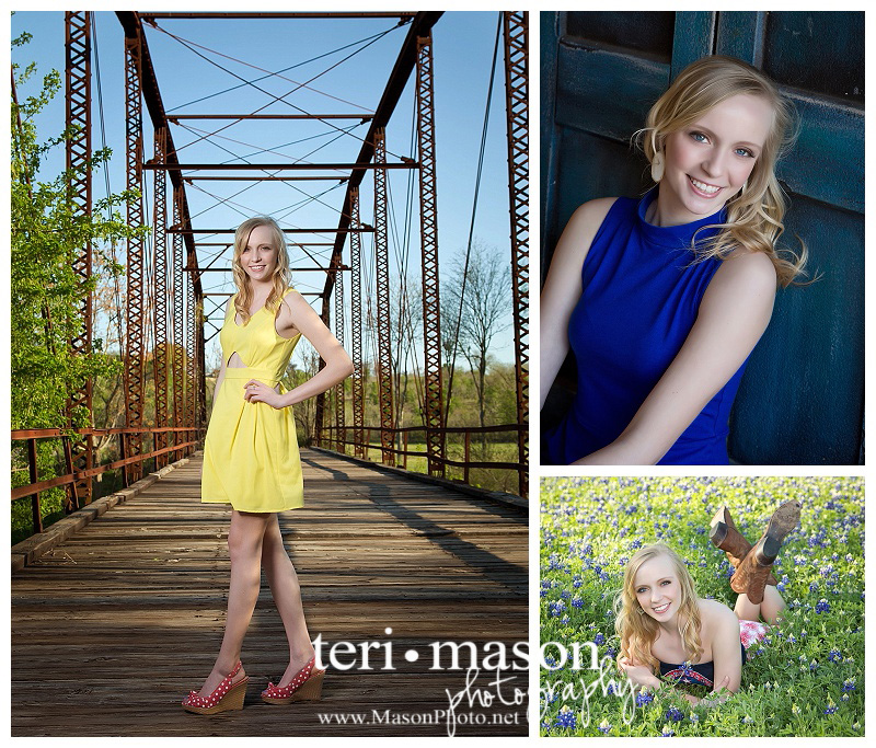 Georgetown TX Senior Pictures