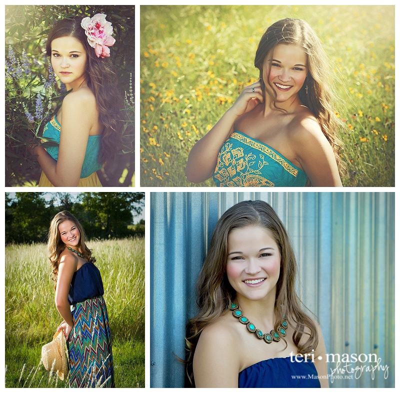 Georgetown TX senior portrait