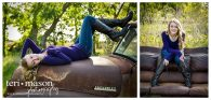 Georgetown senior photographer - Grace Academy - Claire