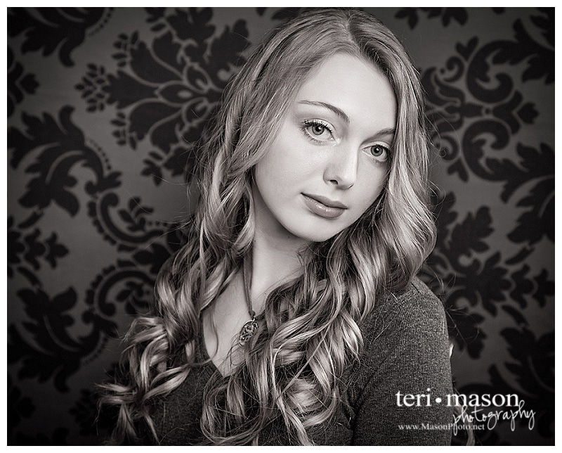 Georgetown senior photographer - Grace Academy