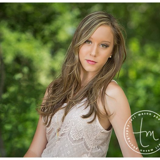 Georgetown Senior Photographer