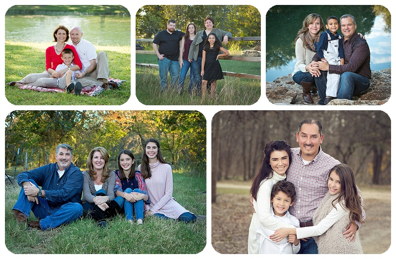 Georgetown TX fall mini sessions